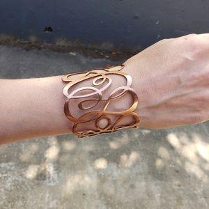 NWOT Beautiful Copper Tone Brighton Bracelet